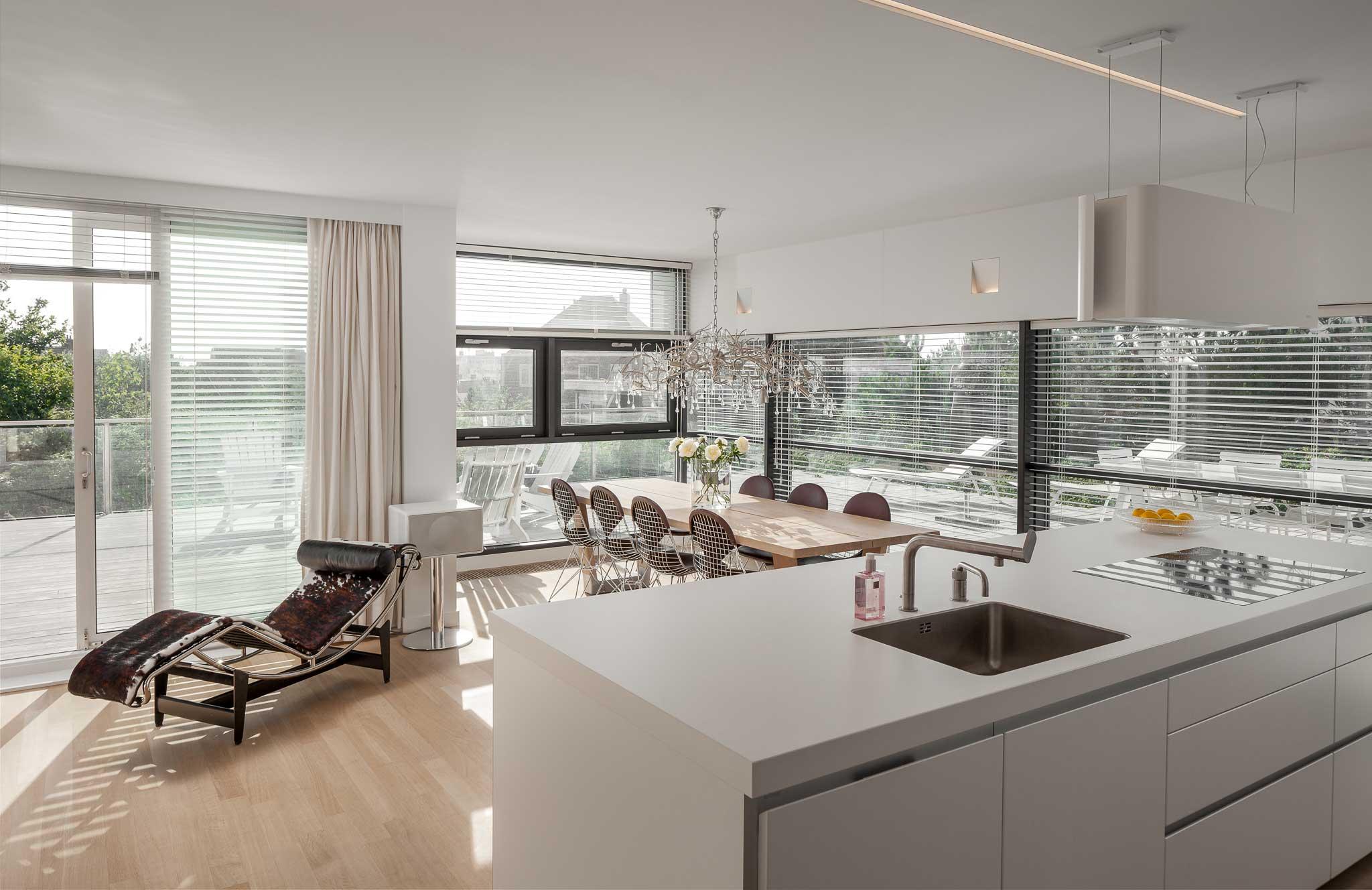 In Opdracht Van Lody Trap Architecten Keuken Bo Van De Wall Perne